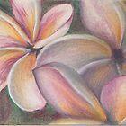 Plumeria by Sherri Ivey