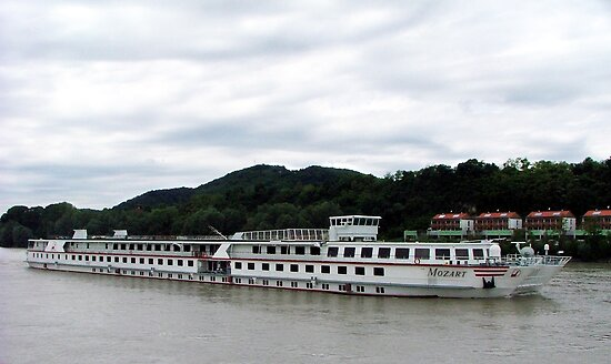 Crusing The Danube On The MS Mozart by jules572