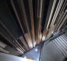 Innova 21- Central Stair by Ben Loveday