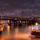 Boats and Bridges by GIStudio