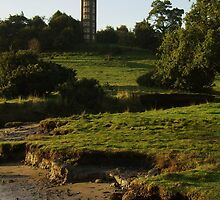 Freston Tower, Suffolk by wiggyofipswich
