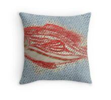 Fishy Fishy Fishy Throw Pillow