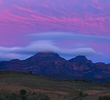 Wilpena Sunrise by Matt Harvey