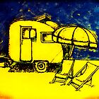 Caravan by Michelle Walker
