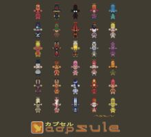 Capsule Toyz - Collection ! by Saing Louis