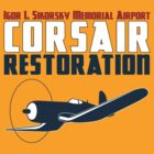 Sikorsky Memorial Airport Corsair Restoration by warbirdwear