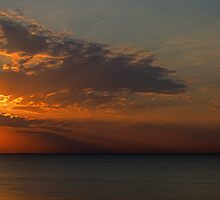 A Lake Huron Dawn by Bill Spengler