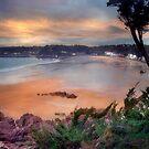 St Brelades Bay, Jersey by Nicky Stewart