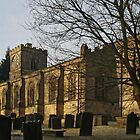 All Saints, Harewood by WatscapePhoto