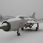 Cold War Fighter - Polish Aviation Museum, Krakow, Poland by BlackhawkRogue