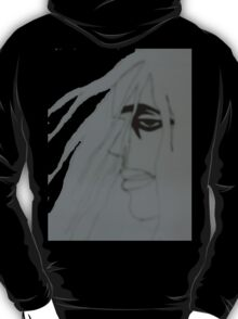 face in the wind T-Shirt