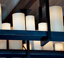 Candles Overhead by phil decocco
