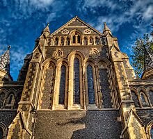 Southwark Cathedral by GIStudio