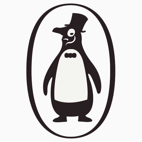Penguin clothing logo - photo#6