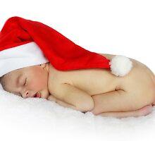 Santa baby by Lyn Evans