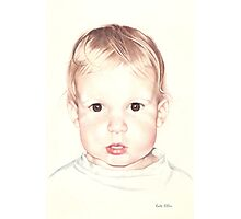 When He was Two Photographic Print