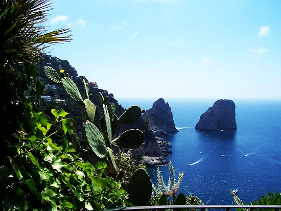 The Isle of Capri by Colin Metcalf