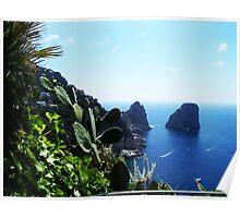 The Isle of Capri Poster