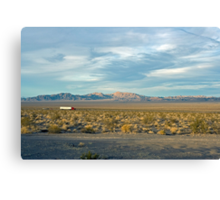 Cady Mountains, Ludlow, California Canvas Print