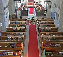 St Mary's Teynham - nave by Dave Godden