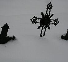 Three Crosses by Francisco Vasconcellos