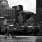 Melbourne Monochrome by Sarah Howarth [ Photography ]