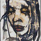 """Face, Bernard Lacoque-45  """" La Dolorosa"""" by ArtLacoque"""