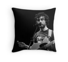 Jape At The Pav Throw Pillow