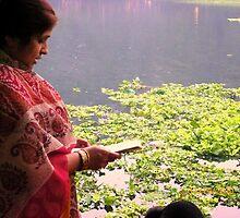 Chhath Pooja 2010 (Kolkata) by Mahesh Kumar