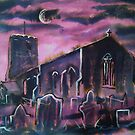 'All Hallows, Great Mitton, Lancashire' by Martin Williamson (©cobbybrook)