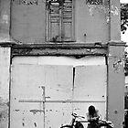 Derelict - A Praying Man by deolandicho