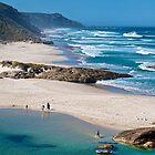 Lights Beach -Denmark - West Australia by Andy and Von Quinn