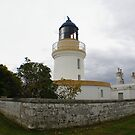 Cromarty Lighthouse by BronReid