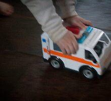 Ambulance Siren by Jodi Turner