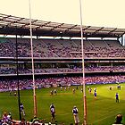 The Mighty MCG by hurky