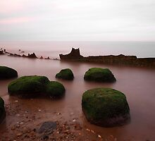 Sheraton Shipwreck by Norfolkimages