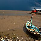 Kenjeran Coast Surabaya by Vici Arif