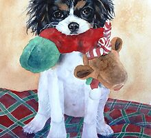 Bailee's First Chistmas by Bobbi Price