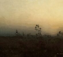 Goodnight on the Prairie by RC deWinter