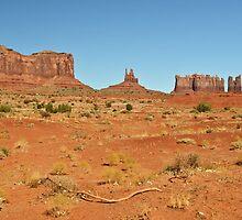 Utah Monument Valley by upthebanner