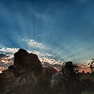 Arches Sunrise by Bill McCarroll