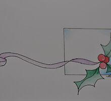 Christmas Holly by photodork