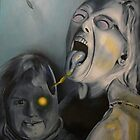 Mother and Child: Brainwash by lodu