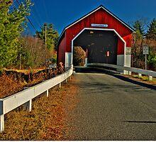 Around New England by Frank Garciarubio