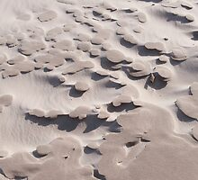 Lumps of crusty sand by tasadam