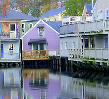 Kennebunkport, Maine by John Butler