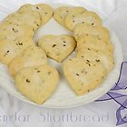 Lavendar Shortbread by GourmetGetaways