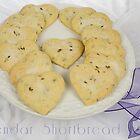 Lavendar Shortbread by GourmetGetaways