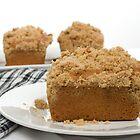 Streusel Butter Cake by GourmetGetaways