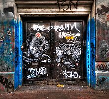 C215 Amsterdam by Ward McNeill